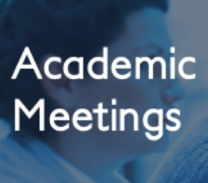academic meetings